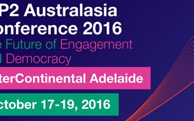 IAP2 Australasia Conference Thoughts
