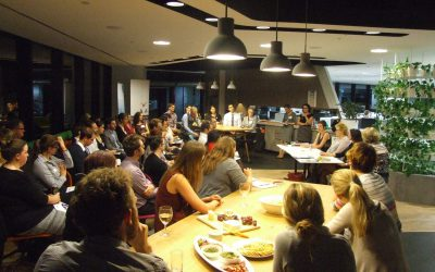 Expressions of Interest Young and Emerging Professionals Working Group