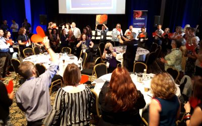 Members reconnect at Shake It Up! on the Gold Coast