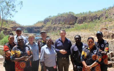 Aboriginal Community Control: Local Decision Making in Australia's Northern Territory