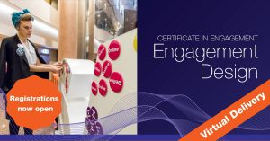 Engagement design registrations now open banner