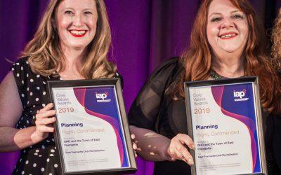 2019 Core Values Awards Case Study | East Fremantle Oval Revitalisation