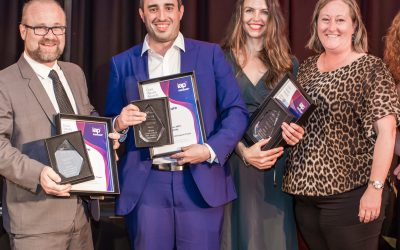 2019 Core Values Awards | Wentworth to Broken Hill Pipeline Project