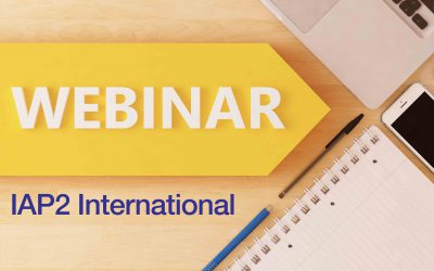 "IAP2 International Webinar | ""Adapting the IAP2 Spectrum for an Indigenous Context"""