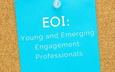 Join IAP2 ANZ's Young and Emerging Professionals Group